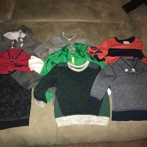 Other - Lot of 8 boys jackets